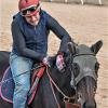 Justin Lorenzo Rivera comes from a family of horse trainers. His parents, Tirso and Beth Rivera train in California. Justin has worked as an exercise rider, groom and gate starter. He and girlfriend, Logan Bearden train horses under the name Popular Place Stable in Aiken.