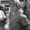 Jorge Velásquez, Pleasant Colony's jockey in the Preakness Stakes.