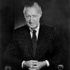 Paul Mellon, owner of Rokeby Stable and Sea Hero.